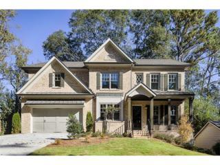 1775 Warren Court NW, Atlanta, GA 30318 (MLS #5750173) :: North Atlanta Home Team