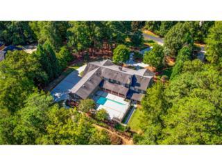1025 Stonegate Court, Roswell, GA 30075 (MLS #5750684) :: North Atlanta Home Team