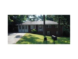 8169 Laurel Drive SW, Covington, GA 30014 (MLS #5762451) :: North Atlanta Home Team