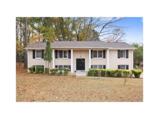 1607 Idlehour Drive, Tucker, GA 30084 (MLS #5778005) :: North Atlanta Home Team