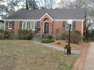 3224 Kensington Road, Avondale Estates, GA 30002 (MLS #5781320) :: North Atlanta Home Team