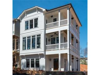 2820 Craigie Avenue #4, Decatur, GA 30030 (MLS #5782541) :: North Atlanta Home Team