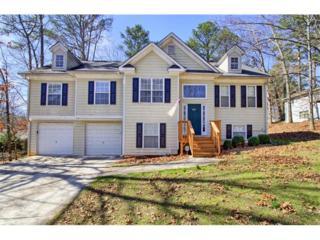 6606 Oakwood Drive, Douglasville, GA 30135 (MLS #5786244) :: North Atlanta Home Team