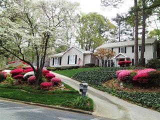 1155 Churchill Downs Road, Sandy Springs, GA 30319 (MLS #5791182) :: North Atlanta Home Team