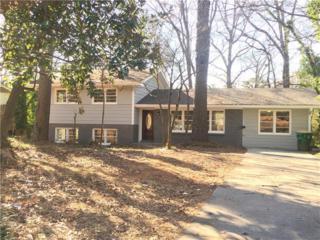 1048 Mell Avenue, Clarkston, GA 30021 (MLS #5793947) :: North Atlanta Home Team
