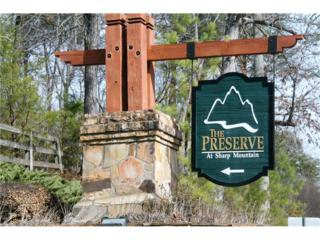 Lot 83 Sharp Mountain Parkway, Jasper, GA 30143 (MLS #5793970) :: North Atlanta Home Team
