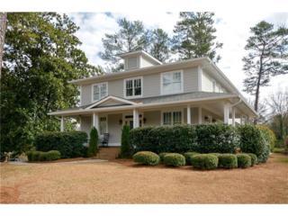 2123 Pinellas Trail, Decatur, GA 30033 (MLS #5795911) :: North Atlanta Home Team