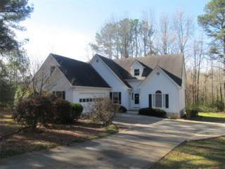 1260 Hillcrest Drive, Watkinsville, GA 30677 (MLS #5796476) :: North Atlanta Home Team