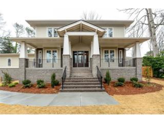 3958 Land O Lakes Drive NE, Atlanta, GA 30342 (MLS #5797197) :: North Atlanta Home Team