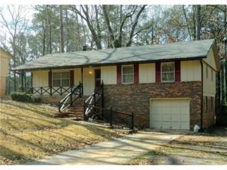 1513 Spruce Ridge Way, Stone Mountain, GA 30083 (MLS #5797916) :: North Atlanta Home Team