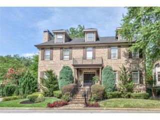 1239 Brookhaven Hideway Court NE, Brookhaven, GA 30319 (MLS #5799466) :: North Atlanta Home Team