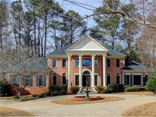 5409 Beau Reve Park, Marietta, GA 30068 (MLS #5800387) :: North Atlanta Home Team