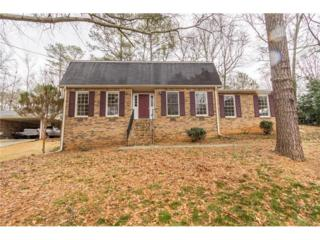 1665 Oak Ridge Circle SW, Stone Mountain, GA 30087 (MLS #5802201) :: North Atlanta Home Team