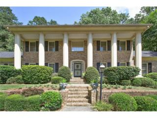 145 Trail Point, Atlanta, GA 30350 (MLS #5802946) :: North Atlanta Home Team
