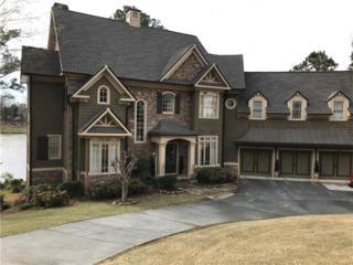651 E Shore Drive, Canton, GA 30114 (MLS #5803984) :: Path & Post Real Estate