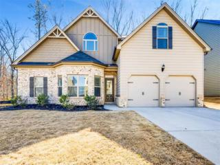 383 Red Fox Drive, Dallas, GA 30157 (MLS #5804505) :: North Atlanta Home Team