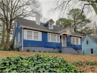 1262 Cahaba Drive SW, Atlanta, GA 30311 (MLS #5804783) :: North Atlanta Home Team