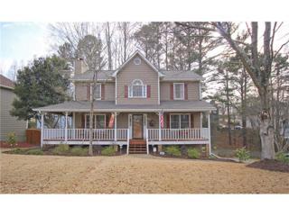 4811 Shallow Creek Drive NW, Kennesaw, GA 30144 (MLS #5805966) :: North Atlanta Home Team