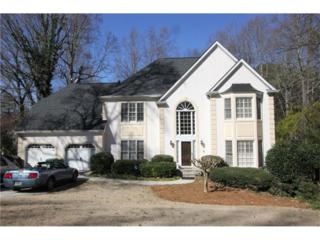 4383 Dunmore Road NE, Marietta, GA 30068 (MLS #5806641) :: North Atlanta Home Team