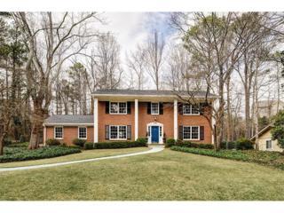 710 Spalding Drive, Sandy Springs, GA 30328 (MLS #5806900) :: North Atlanta Home Team