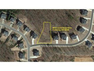 4915 Laurel Ridge Drive, Cumming, GA 30040 (MLS #5807180) :: North Atlanta Home Team