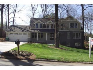 1316 Vista Leaf Drive, Decatur, GA 30033 (MLS #5807285) :: North Atlanta Home Team