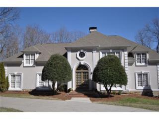 9020 Laurel Way, Alpharetta, GA 30022 (MLS #5807375) :: North Atlanta Home Team