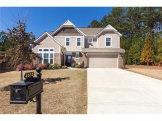 4635 Carriage Walk Lane, Cumming, GA 30040 (MLS #5808582) :: North Atlanta Home Team