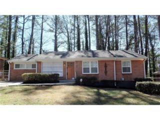 1707 San Gabriel Avenue, Decatur, GA 30032 (MLS #5808659) :: North Atlanta Home Team