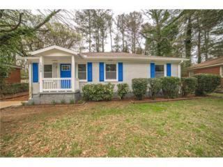 1539 Columbia Circle, Decatur, GA 30032 (MLS #5809203) :: North Atlanta Home Team