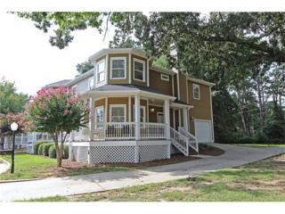 5268 Savannah Terrace #5268, Stone Mountain, GA 30083 (MLS #5809989) :: North Atlanta Home Team