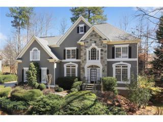 525 Lake Medlock Drive, Alpharetta, GA 30022 (MLS #5810979) :: North Atlanta Home Team