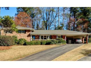 1693 Little Joe Court, Decatur, GA 30033 (MLS #5812099) :: North Atlanta Home Team
