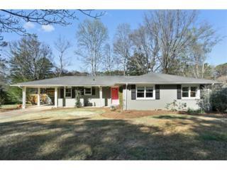 213 Hope Street, Marietta, GA 30064 (MLS #5813686) :: North Atlanta Home Team