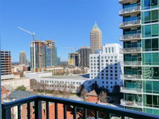 923 Peachtree Street NE #1226, Atlanta, GA 30309 (MLS #5814179) :: North Atlanta Home Team