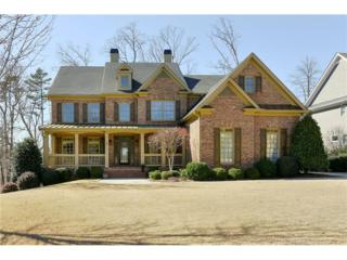 925 Checkered Way, Kennesaw, GA 30152 (MLS #5815505) :: North Atlanta Home Team
