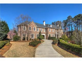 260 Trimble Crest Drive, Sandy Springs, GA 30342 (MLS #5816793) :: North Atlanta Home Team