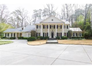 3537 Tuxedo Road, Atlanta, GA 30305 (MLS #5816965) :: North Atlanta Home Team