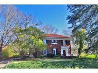 1065 Springdale Road NE, Atlanta, GA 30306 (MLS #5817940) :: North Atlanta Home Team