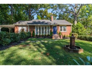 345 Lofton Road NW, Atlanta, GA 30309 (MLS #5819983) :: North Atlanta Home Team