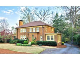 1441 Fairview Road, Atlanta, GA 30306 (MLS #5820240) :: North Atlanta Home Team