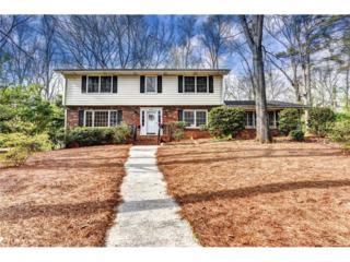 2324 Brookhurst Drive, Dunwoody, GA 30338 (MLS #5821633) :: North Atlanta Home Team