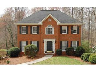4555 Sagebrush Drive, Kennesaw, GA 30152 (MLS #5821882) :: North Atlanta Home Team