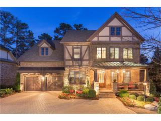 215 Hunley Court, Alpharetta, GA 30005 (MLS #5823233) :: North Atlanta Home Team