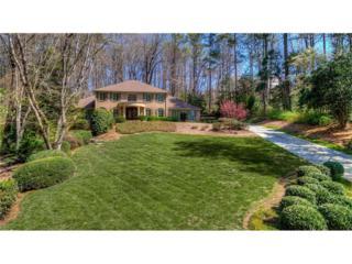 135 Trail Point, Sandy Springs, GA 30350 (MLS #5823916) :: North Atlanta Home Team