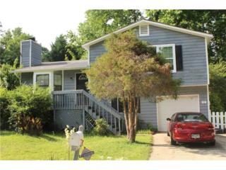 722 Springhollow Drive SW, Marietta, GA 30008 (MLS #5850734) :: North Atlanta Home Team