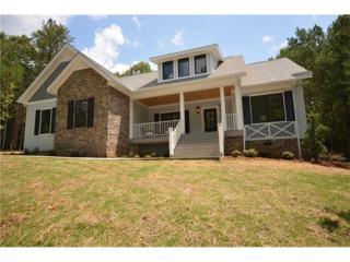 12 Tree Line Lane, Ellijay, GA 30540 (MLS #5628670) :: North Atlanta Home Team