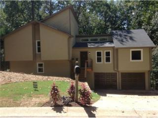 420 Chimney Bluff, Alpharetta, GA 30022 (MLS #5730994) :: North Atlanta Home Team