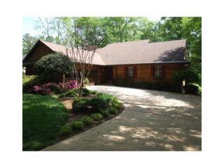 4537 Ridgegate Drive, Peachtree Corners, GA 30097 (MLS #5760558) :: North Atlanta Home Team