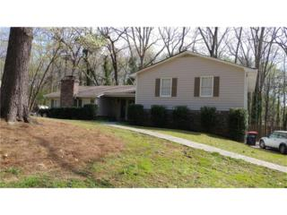 3575 Brookhill Circle, Marietta, GA 30062 (MLS #5801061) :: North Atlanta Home Team
